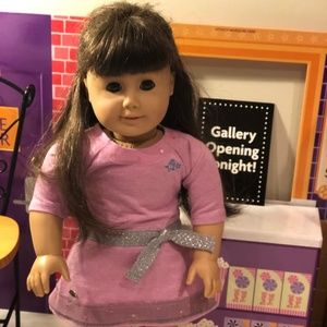 American Girl Doll Pleasant Company- Samantha- 18""
